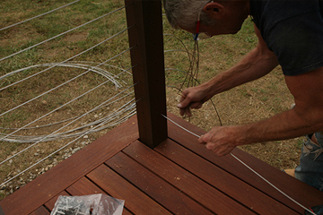 How To Build A Deck Frame