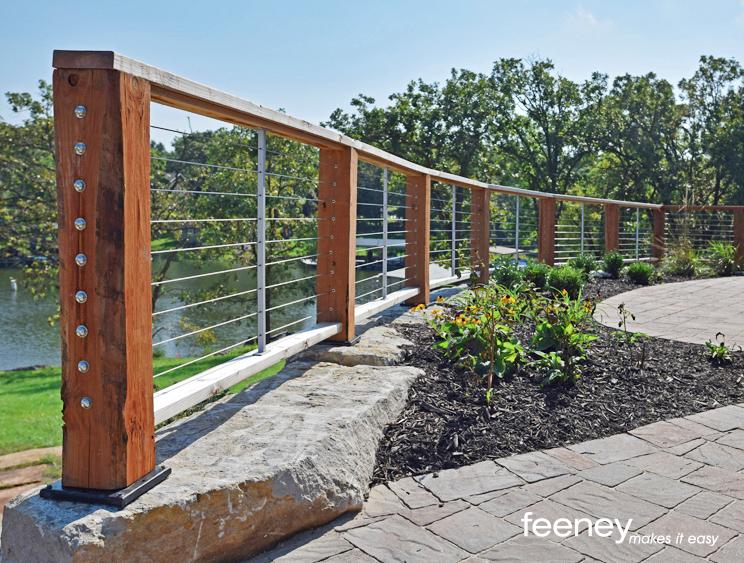 Feeney Features Blog Backyard 2 0 2017 Deck And